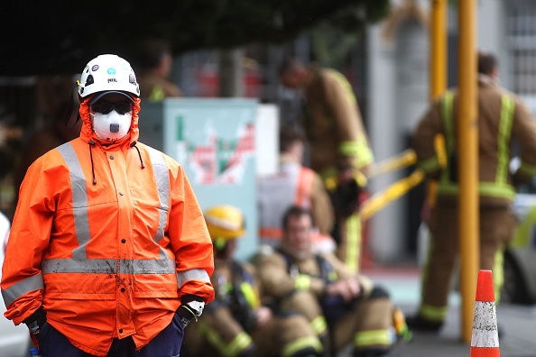Auckland「SkyCity Convention Centre Fire Continues To Burn In Central Auckland」:写真・画像(13)[壁紙.com]