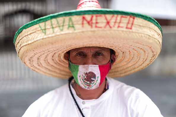 Latin America「Mexico Independence Day Celebrations Amid Coronavirus Pandemic」:写真・画像(11)[壁紙.com]
