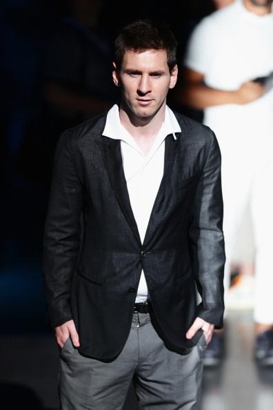 Milan Menswear Fashion Week「Dolce & Gabbana - Front Row - MFW S/S 2014」:写真・画像(7)[壁紙.com]