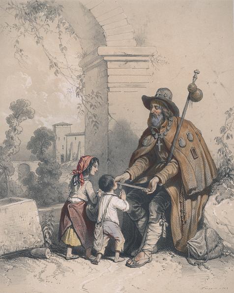 殻「Pilgrim And Children」:写真・画像(6)[壁紙.com]
