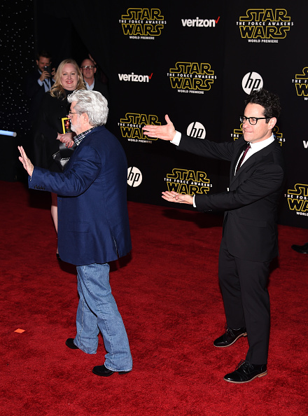 """Star Wars Episode VII - The Force Awakens「Premiere Of Walt Disney Pictures And Lucasfilm's """"Star Wars: The Force Awakens"""" - Arrivals」:写真・画像(8)[壁紙.com]"""