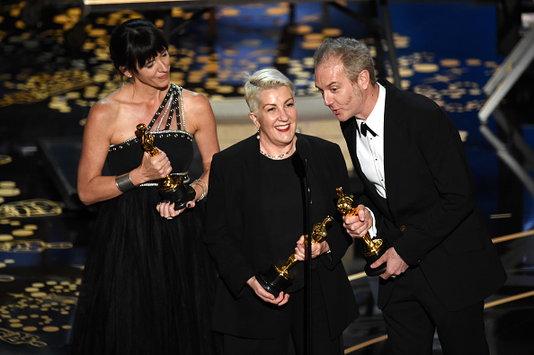 Best Makeup and Hairstyling「88th Annual Academy Awards - Show」:写真・画像(16)[壁紙.com]