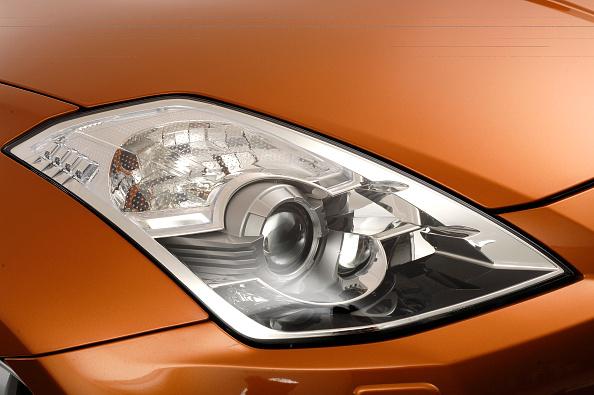 Headlight「2006 Nissan 350 Z」:写真・画像(9)[壁紙.com]