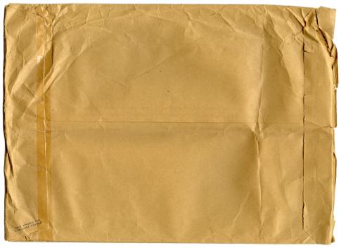 Single Word「Big Brown Italian Envelope XXL」:スマホ壁紙(2)