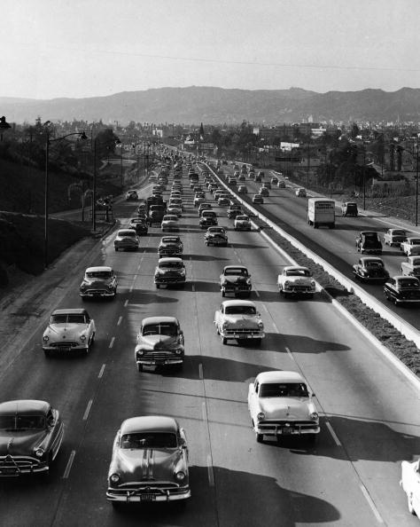 Traffic「Hollywood Freeway」:写真・画像(9)[壁紙.com]