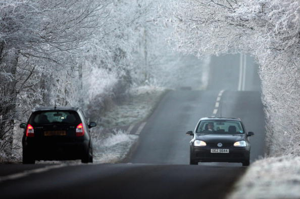 Frost「Cold Snap Set To Continue」:写真・画像(0)[壁紙.com]