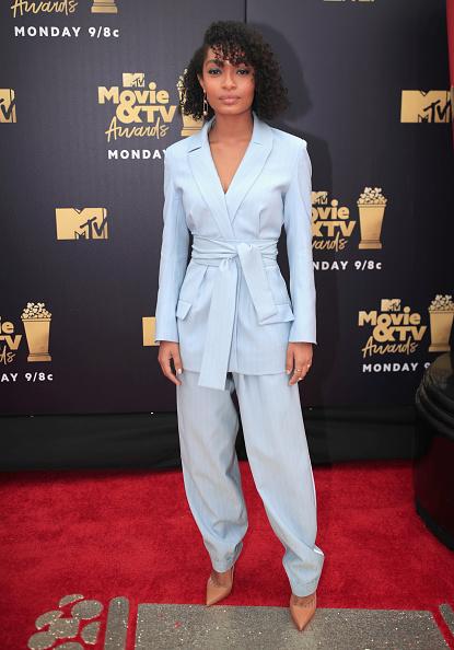 MTV Movie Awards「2018 MTV Movie And TV Awards - Red Carpet」:写真・画像(11)[壁紙.com]