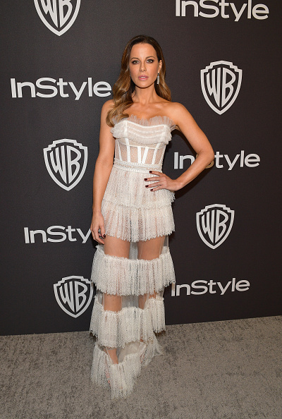 Kate Beckinsale「The 2019 InStyle And Warner Bros. 76th Annual Golden Globe Awards Post-Party - Red Carpet」:写真・画像(13)[壁紙.com]