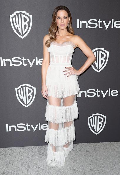 White Dress「InStyle And Warner Bros. Golden Globes After Party 2019 - Arrivals」:写真・画像(6)[壁紙.com]