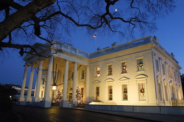 Outdoors「White House Christmas Decorations」:写真・画像(13)[壁紙.com]