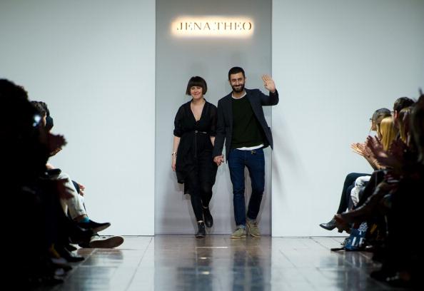 Ian Gavan「Jena Theo: Runway - LFW Autumn/Winter 2012」:写真・画像(6)[壁紙.com]