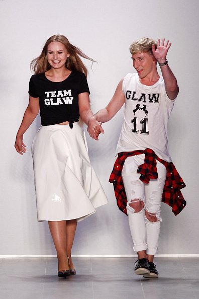 Gratitude「Glaw Show - Mercedes-Benz Fashion Week Spring/Summer 2015」:写真・画像(10)[壁紙.com]