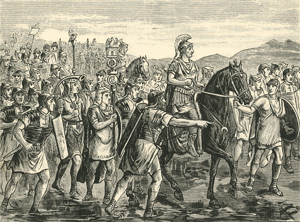 River「Caesar Crossing The Rubicon」:写真・画像(18)[壁紙.com]