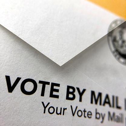 Voting Ballot「Vote by mail」:スマホ壁紙(3)