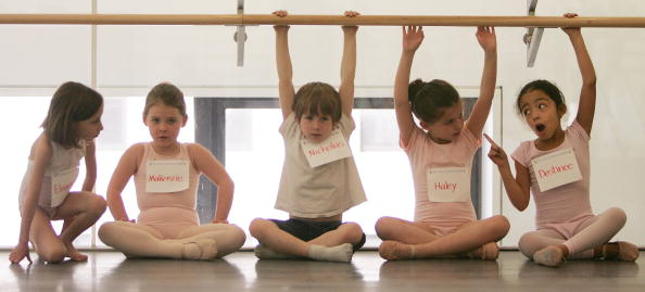 6-7 Years「Young Dancers Audition For School Of American Ballet」:写真・画像(0)[壁紙.com]