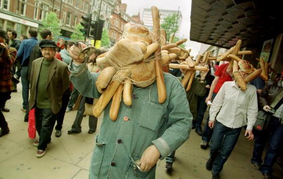 Loaf of Bread「Japanese Culture At Selfridge's」:写真・画像(11)[壁紙.com]
