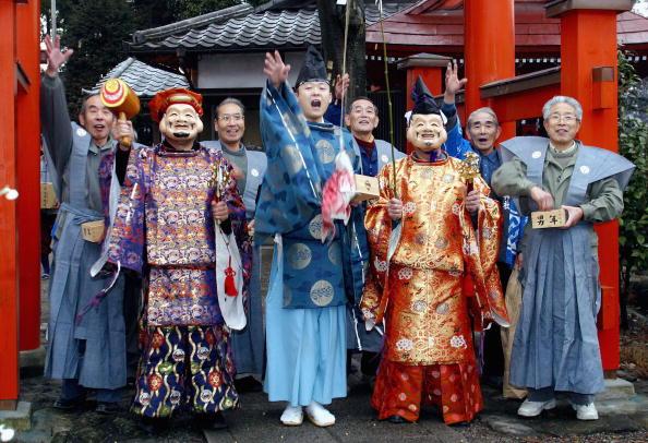 Setsubun「Japan Celebrates The End Of Winter  」:写真・画像(18)[壁紙.com]