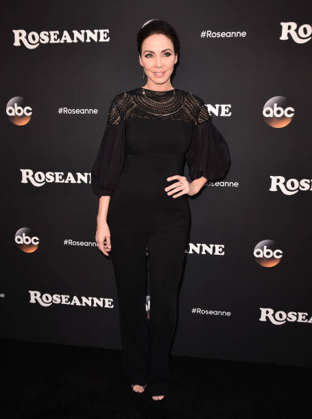 """Premiere Of ABC's """"Roseanne"""" - Arrivals:ニュース(壁紙.com)"""