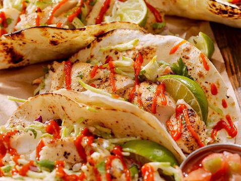 Taco「Fish Tacos」:スマホ壁紙(16)