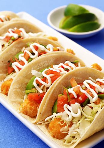 Taco「Fish Tacos」:スマホ壁紙(1)
