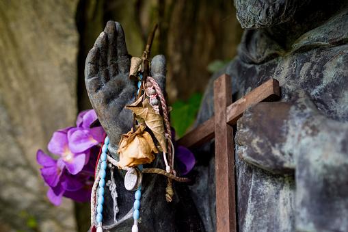 Work luck「Roadside Religious Saint blessing travelers」:スマホ壁紙(19)