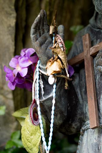 Work luck「Roadside Religious Saint blessing travelers」:スマホ壁紙(17)