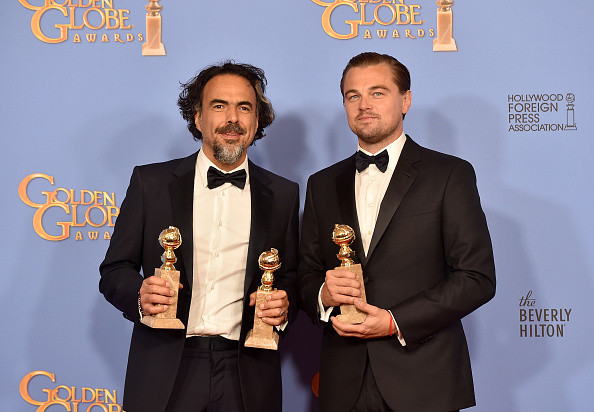 プレスルーム「73rd Annual Golden Globe Awards - Press Room」:写真・画像(11)[壁紙.com]