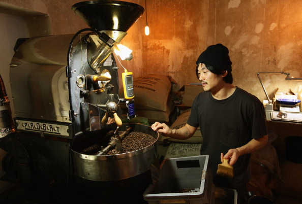 Coffee Roaster「Third Wave Artisinal Coffee Roasters Find Niche」:写真・画像(17)[壁紙.com]
