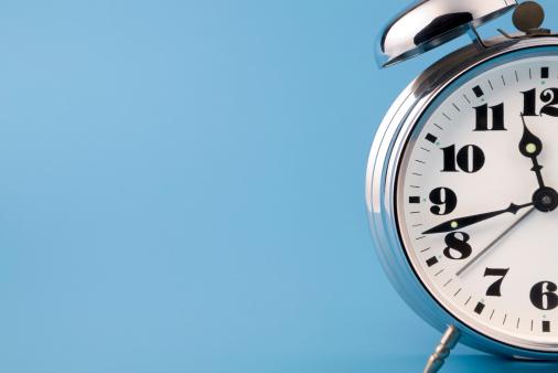 Deadline「Retro alarm clock」:スマホ壁紙(3)
