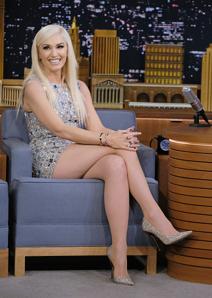 グウェン・ステファニー「Gwen Stefani Visits 'The Tonight Show Starring Jimmy Fallon'」:写真・画像(14)[壁紙.com]