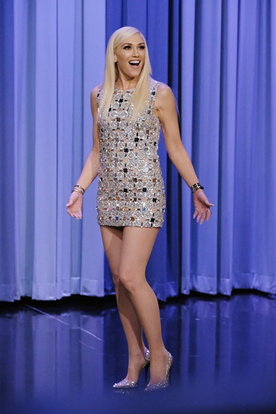 グウェン・ステファニー「Gwen Stefani Visits 'The Tonight Show Starring Jimmy Fallon'」:写真・画像(16)[壁紙.com]