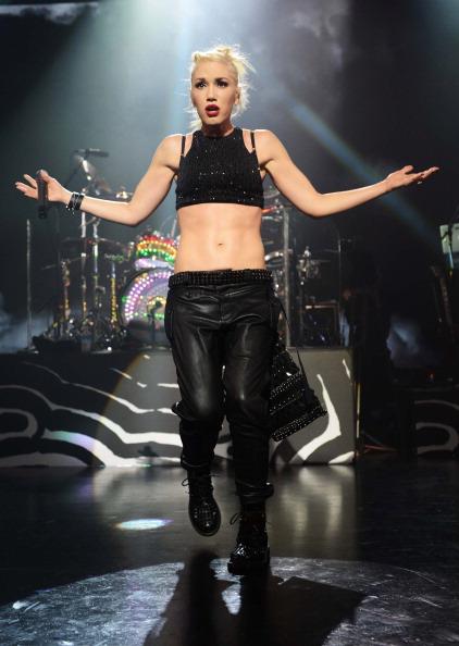 Crop Top「MTV EMA's 2012 - No Doubt Perform At Frankfurt Music Week World Stage」:写真・画像(18)[壁紙.com]