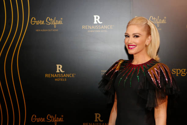 グウェン・ステファニー「Gwen Stefani Performs at the Opening of the Renaissance Downtown Hotel, Dubai for Marriott Rewards & SPG Members」:写真・画像(4)[壁紙.com]