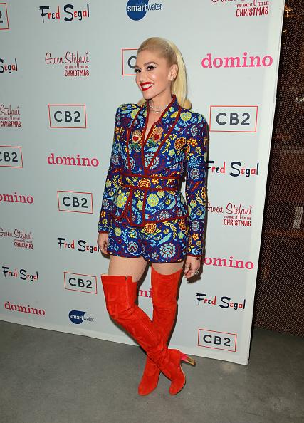 グウェン・ステファニー「Domino x Fred Segal And CB2 Pop Up With Gwen Stefani - Arrivals」:写真・画像(17)[壁紙.com]