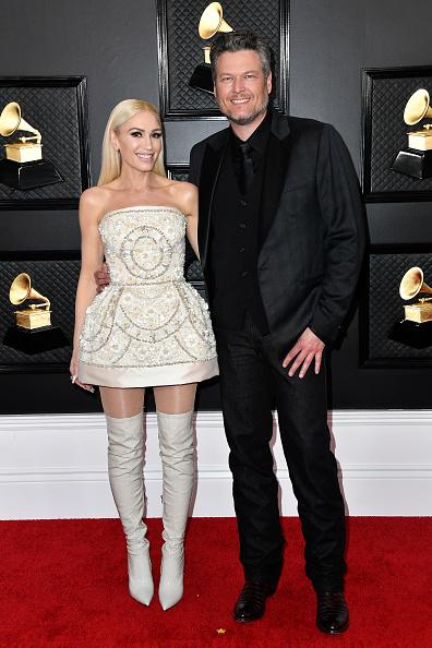 Gwen Stefani「62nd Annual GRAMMY Awards – Arrivals」:写真・画像(17)[壁紙.com]