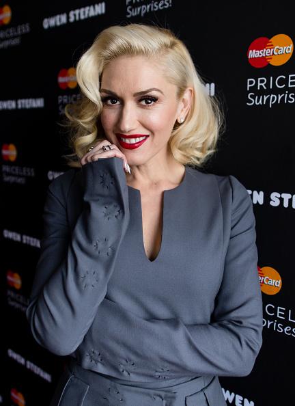 Gwen Stefani「Gwen Stefani Reveals A MasterCard Priceless Surprise」:写真・画像(6)[壁紙.com]