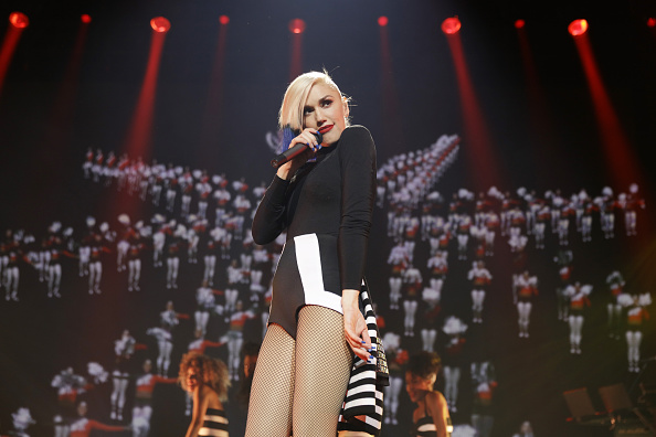 Gwen Stefani「MasterCard Presents Gwen Stefani In Concert Exclusively For Its Cardholders At Hammerstein Ballroom At The Manhattan Center In New York City」:写真・画像(15)[壁紙.com]