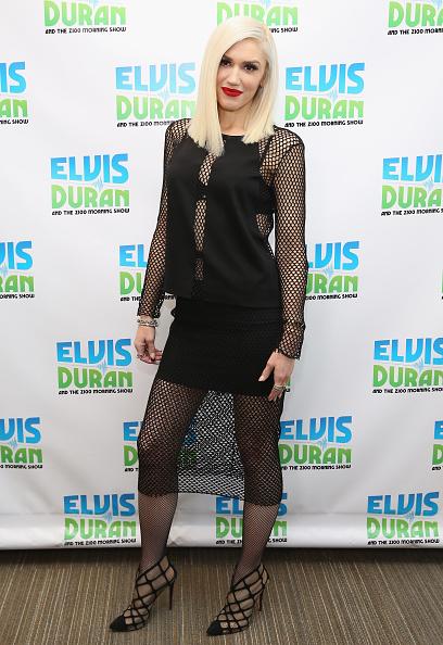 グウェン・ステファニー「Gwen Stefani Visits 'The Elvis Duran Z100 Morning Show'」:写真・画像(14)[壁紙.com]