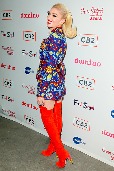 トップランキング「Domino x Fred Segal And CB2 Pop Up With Gwen Stefani - Arrivals」:写真・画像(18)[壁紙.com]