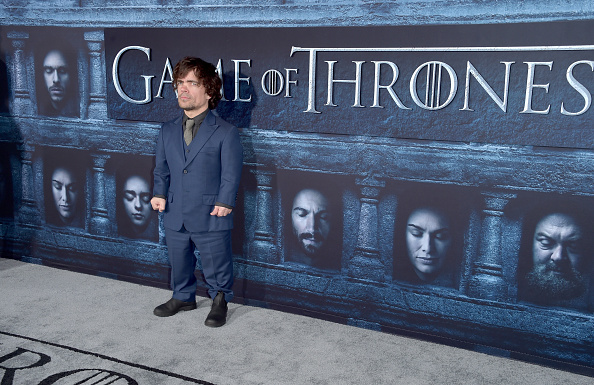 "Game of Thrones「Premiere Of HBO's ""Game Of Thrones"" Season 6 - Arrivals」:写真・画像(5)[壁紙.com]"