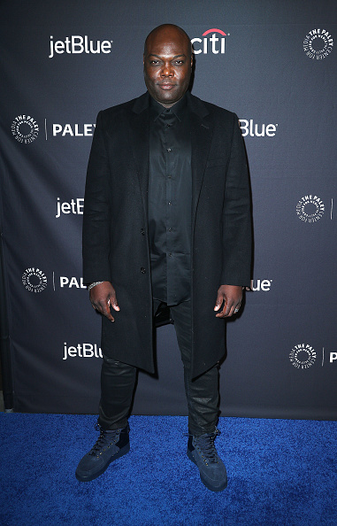 "Fully Unbuttoned「The Paley Center For Media's 35th Annual PaleyFest Los Angeles - ""The Orville"" - Arrivals」:写真・画像(16)[壁紙.com]"
