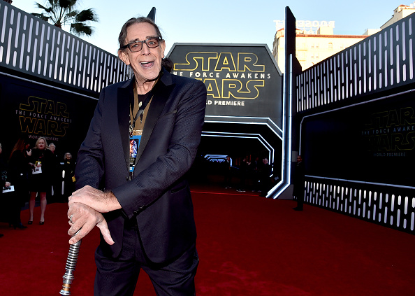 "Star Wars「Premiere Of ""Star Wars: The Force Awakens"" - Red Carpet」:写真・画像(19)[壁紙.com]"