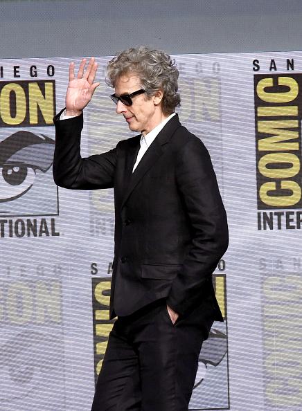 サングラス「Comic-Con International 2017 - Doctor Who: BBC America Official Panel」:写真・画像(11)[壁紙.com]