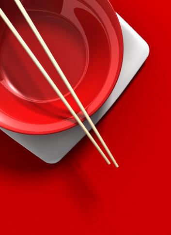 Chopsticks「Asian Place Setting」:スマホ壁紙(17)