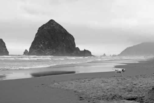 Haystack Rock「Haystack Rock at Cannon Beach, Oregon」:スマホ壁紙(7)
