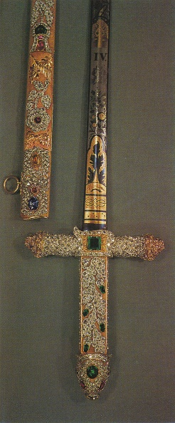 Costume Jewelry「Hilt And Scabbard Of The Jewelled State Sword」:写真・画像(19)[壁紙.com]
