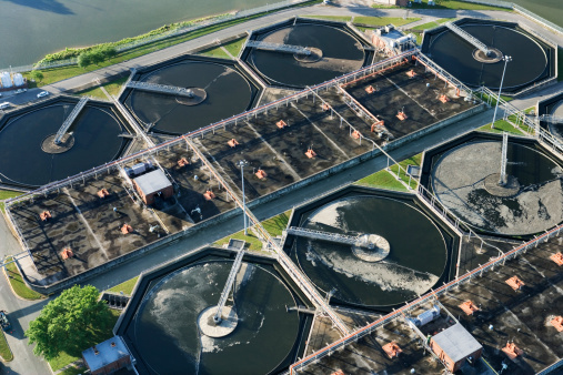 Image processing filter「Wastewater treatment facility in Houston, Texas」:スマホ壁紙(3)