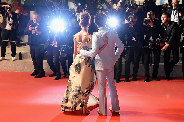 """High Low Dress「""""Solo: A Star Wars Story"""" Red Carpet Arrivals - The 71st Annual Cannes Film Festival」:写真・画像(13)[壁紙.com]"""