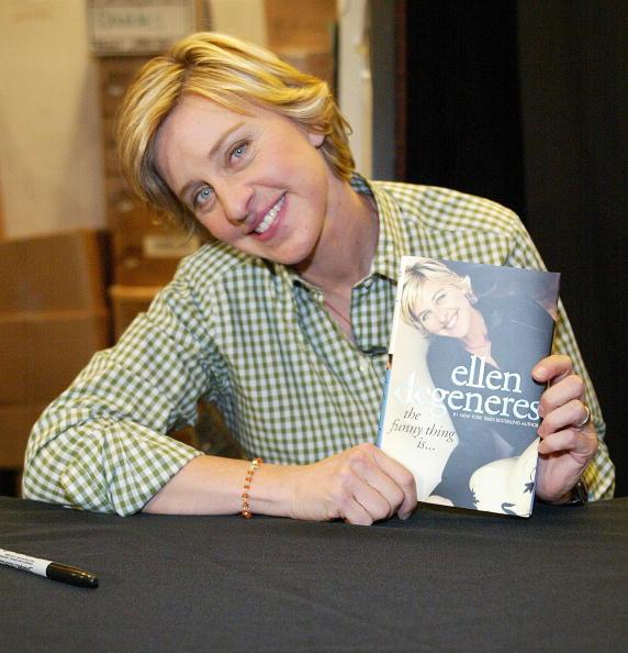 Emergence「Ellen Degeneres」:写真・画像(2)[壁紙.com]