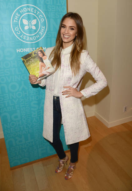 The Honest Company and The Moms Celebrate The Launch Of Jessica Alba's New Book The Honest Life At The Mondrian LA:ニュース(壁紙.com)